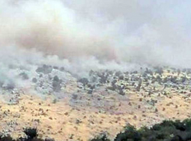قصف اسرائيلي على جنوب لبنان