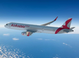 """""""العربية للطيران"""" تسجل 169 مليون درهم خسائر  خلال النصف الأول"""