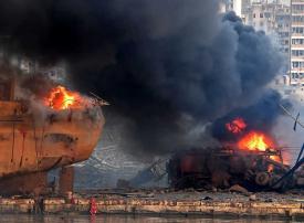 الولايات المتحدة الامريكية كانت تعلم بوجود مواد خطيرة في مرفأ بيروت