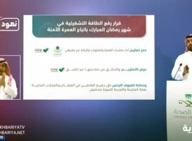 التحصين من كورونا شرط للحصول على تصريح أداء العمرة