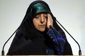 إصابة نائبة الرئيس الإيراني معصومة ابتكار بفيروس كورونا