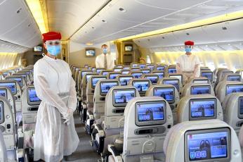 طيران الإمارات تفتح الحجوزات على رحلاتها للدول العربية