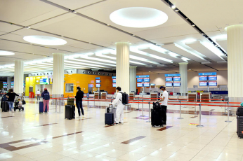 دناتا تفتتح صالتي استقبال في مطار دبي