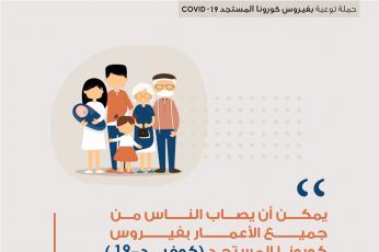 """الإمارات تسجل 638 إصابة جديدة بفيروس كورونا المستجد """"كوفيد-19"""""""