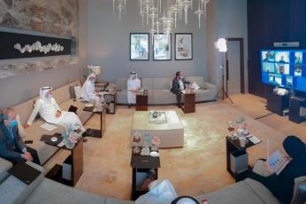 إعمار تعقد مؤتمر افتراضي ليوم ثان مع المساهمين