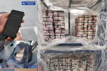 شاهد ضبط رجال أعمال يخفون أعمال إجرامية في أكبر مداهمات لعصابات في بريطانيا