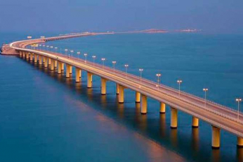 افتتاح جسر  الملك فهد  أواخر يوليو