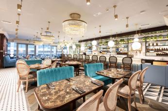 مطعم بومباي بورو يعلن عن إعادة افتتاح أبوابه في مركز دبي المالي العالمي