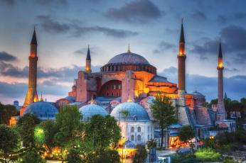 """تركيا تفتح  """"آيا صوفيا"""" لصلاء الجمعة بعد إبطال وضعها الحالي كمتحف"""