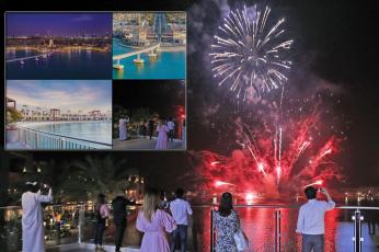 مفاجآت صيف دبي بتخفيضات وعروض مميزة وكوبونات سحوب رقمية