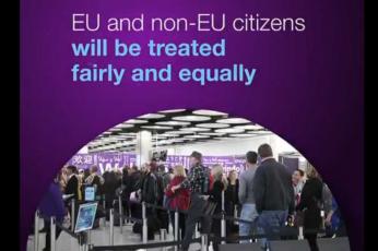 بريطانيا تنشر قواعد تأشيرة الهجرة الجديدة