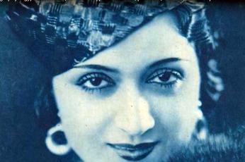 احتفاء غوغل برائدة السينما المصرية بهيجة حافظ، أول مخرجة أفلام عربية