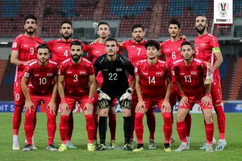 إيقاف معسكر تدريب منتخب سوريا لكرة القدم بعد انتشار فيروس كورونا بين بعض اللاعبين