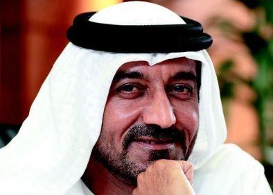 الشيخ أحمد بن سعيد آل مكتوم
