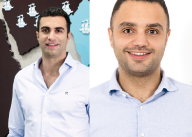 بلال بلوط، ومحمد خشّاب