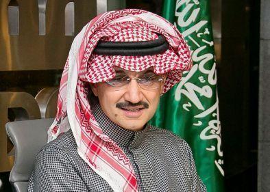 الأمير الوليد بن طلال آل سعود