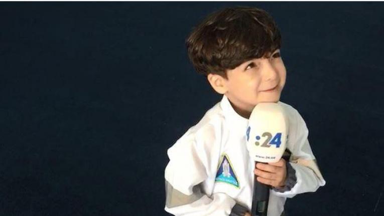 فيديو: هزاع المنصوري يحقق أول أحلامه في الإمارات