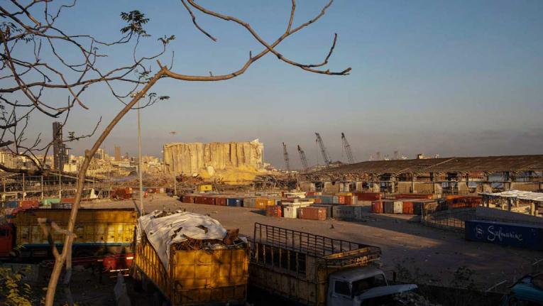 أضرار مرفأ بيروت تقدر أكثر من 7 مليارات دولار