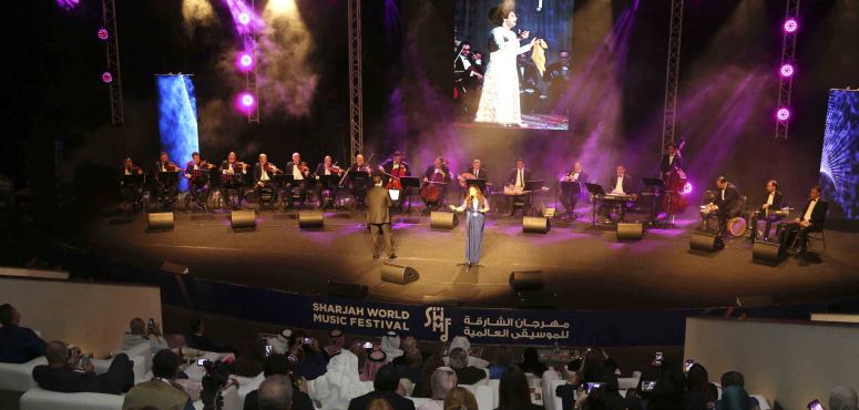 مهرجان الشارقة للموسيقى العالمية ينطلق في 12 يناير المقبل