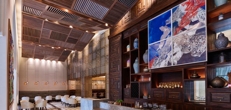 تذوّق: مطعم بوليفارد كيتشن في فندق منزل بدبي