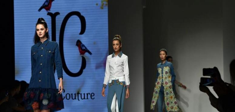 بالصور: أسبوع الموضة الأول في السعودية