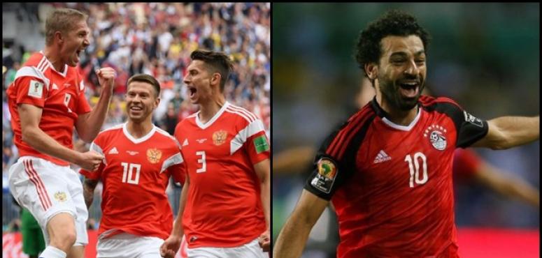 تضاعف خماسي لأسعار تذاكر مباراة مصر وروسيا اليوم