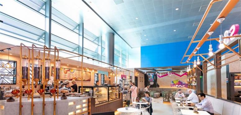 الأكلات الشعبية الإماراتية في مطارات دبي لأول مرة