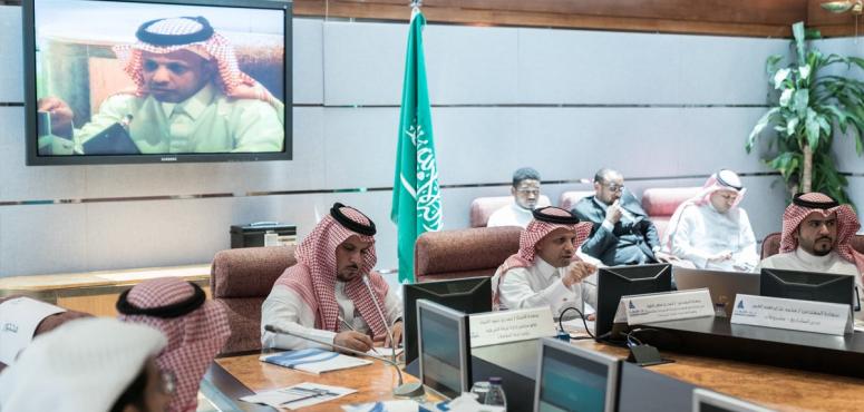 رفع دراسة شاملة لمعوقات قطاع المقاولات في السعودية للملك سلمان