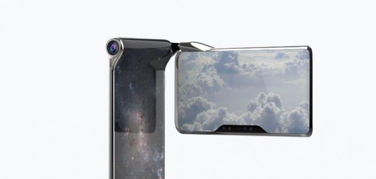 """بالصور: شركة في """"هونج كونج"""" تطور جوالًا بأربع شاشات"""