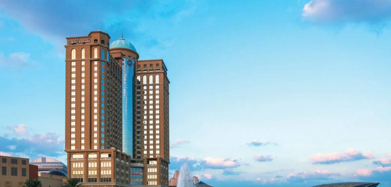 تجربة فندقية: شيراتون دبي مول الإمارات