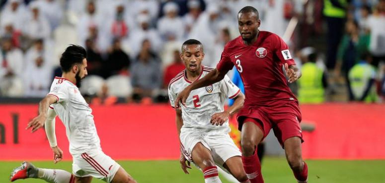 منتخب الإمارات يودع موقعة نصف نهائي كأس آسيا 2019