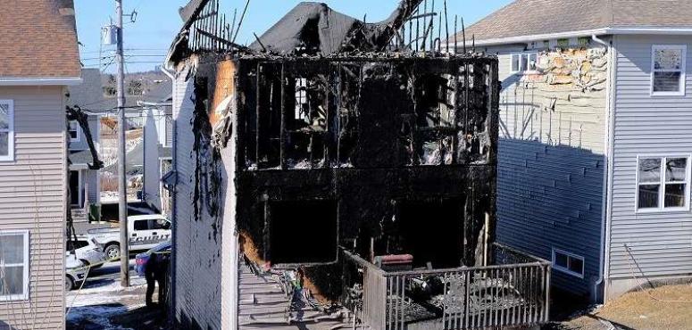 حريق يودي بحياة سبعة أطفال لأسرة سورية في كندا