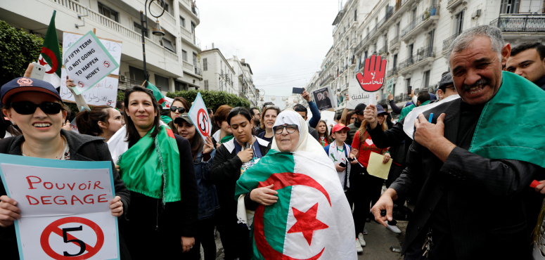 تقديم التماس لوضع بوتفليقة يعتبر بأنه ليس هو من تقدم بترشحه لرئاسة الجزائر