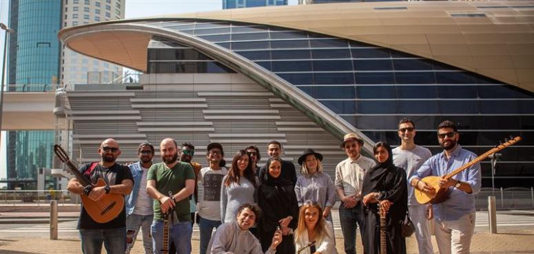 مهرجان مترو دبي للموسيقى ينطلق غداً بمشاركة 25 عازفا من الإمارات والعالم