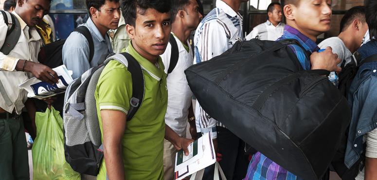 خروج مليون أجنبي في السعودية من سوق العمل خلال 2018