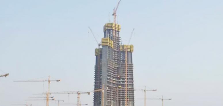 رئيس شركة المملكة القابضة: نواجه تأخيرات في برج جدة