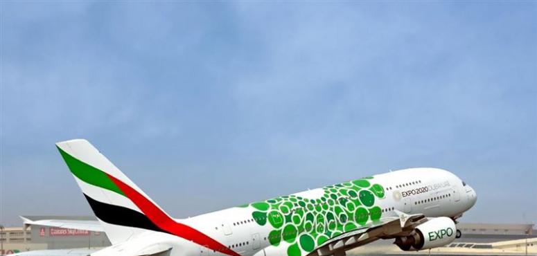 طائرة الإمارات A380 إلى الرياض اعتباراً من 21 أبريل