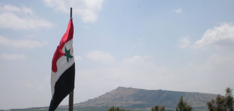 واشنطن تسجّل أبناء الجولان السوري المحتل المقيمين فيها كـ«إسرائيليين»