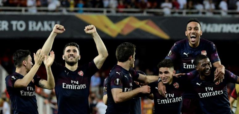 هيمنة إنجليزية بعد تأهل تشيلسي وأرسنال لنهائي الدوري الأوروبي