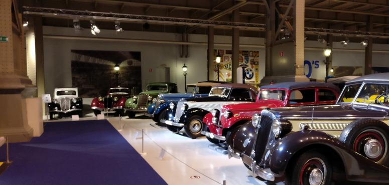 بالصور : أجمل 10 متاحف للسيارات في العالم