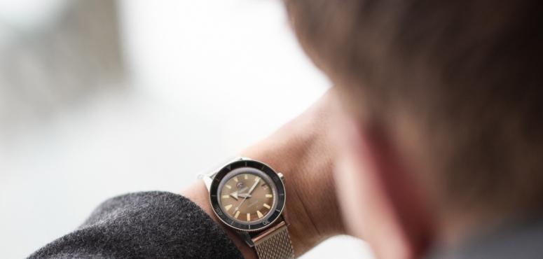ساعة رادو على طراز الكابتن كوك بإصدار محدود