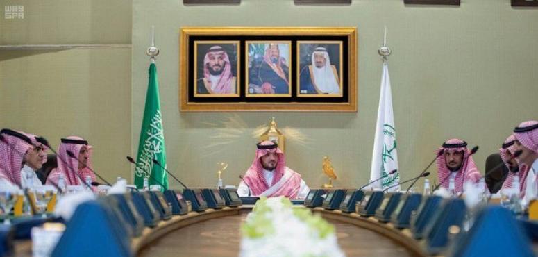 فيديو: وزير الداخلية السعودي يدشن خدمة إصدار وتجديد الهوية الوطنية بالخارج