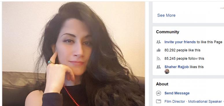 اتهامات لناشطة تحدثت عن الجنس بالإتجار بحقوق المرأة