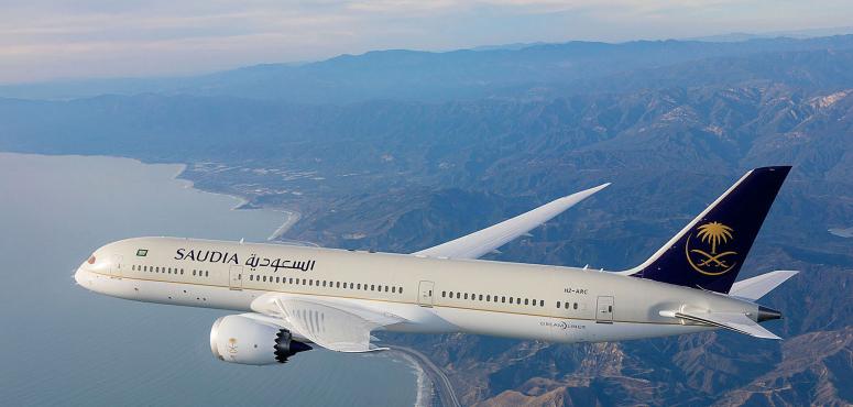 احتكاك بين طائرتين سعودية وإثيوبية في مطار جدة