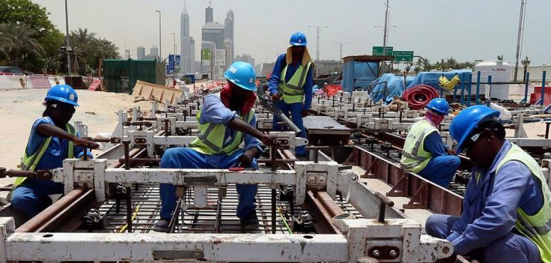 الإمارات: حظر تأدية الأعمال تحت أشعة الشمس ينتهي يوم 15 سبتمبر