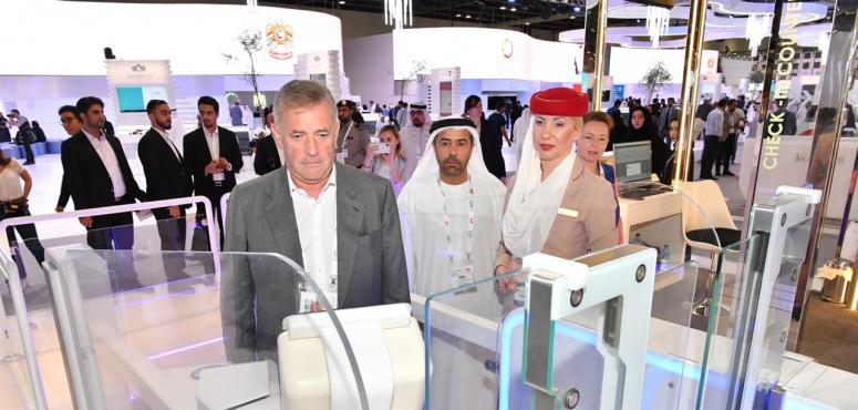 تجربة سفر ذكية و«دبي لا ورقية» من إقامة دبي في جيتكس 2019