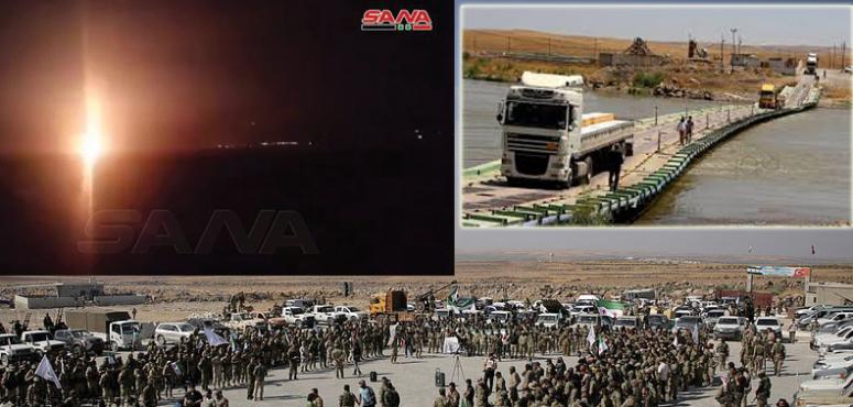 تركيا تقصف مواقع كردية في العراق وسورية