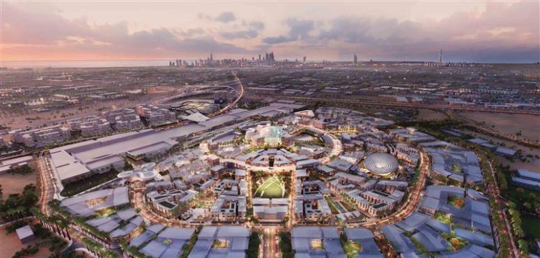 إكسبو دبي.. توليد الطاقة من مصادر متجددة بنسبة 100%