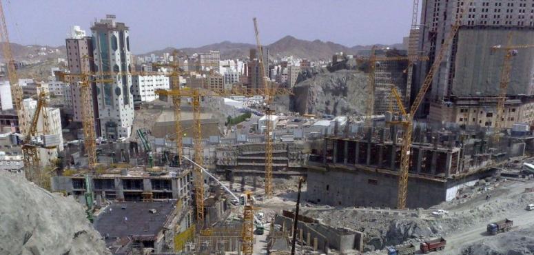 شركة جبل عمر ومجموعة الحكير ينهيان بالتراضي عقد تأجير فندق ماريوت بمكة