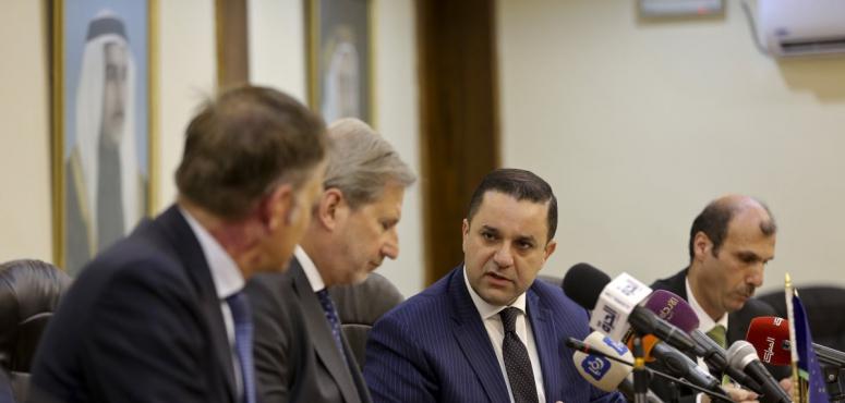 العاهل الأردني يعين مستشاره الملكي وزيراً للمالية